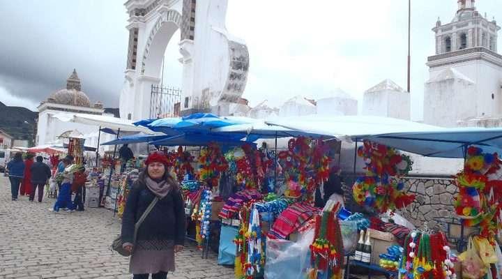 Grace in Bolivia