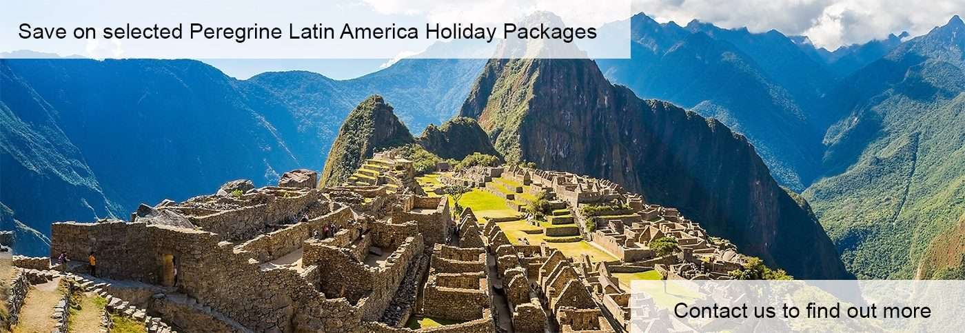 Peregrine Latin America Holiday PAckages