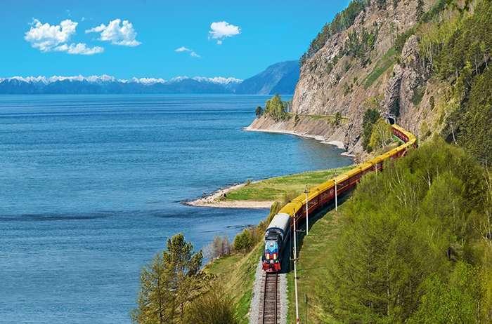 The Transmongolian Line