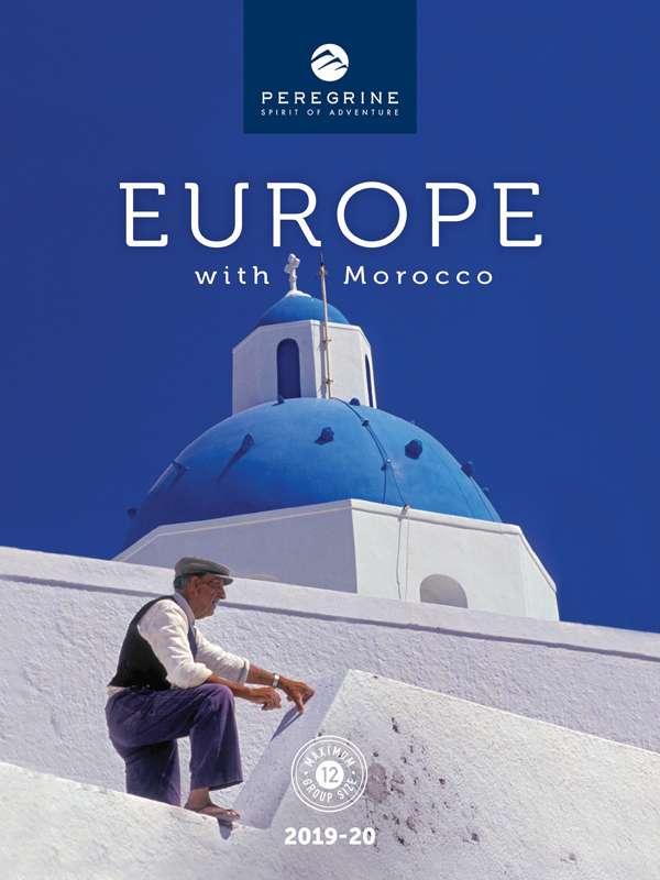 Peregrine Europe