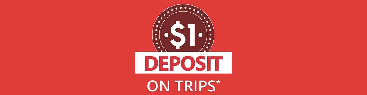 $1 deposit* on Intrepid trips! - Peregrine Travel Centre