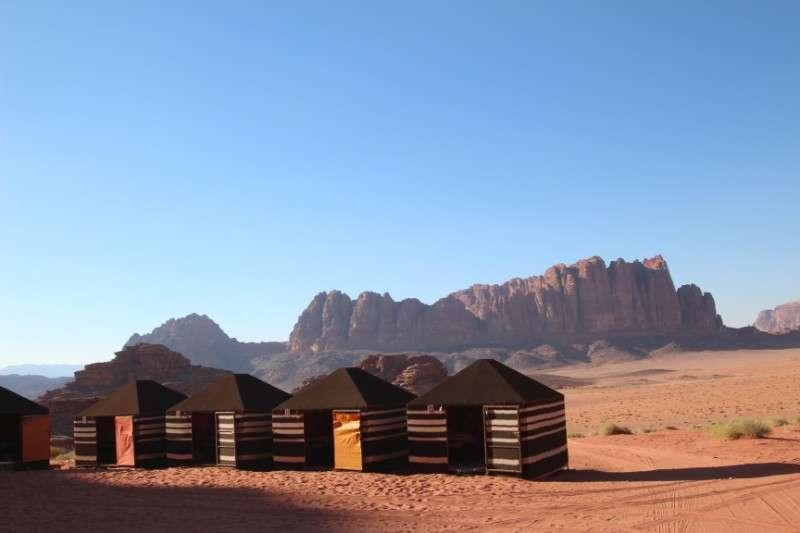 Bedouin Camp Jordan